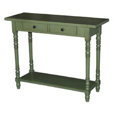 Simple Simplicity Console Table