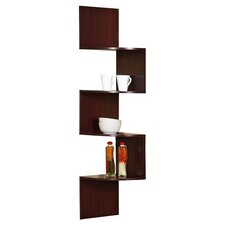 Hanging Corner Wall Shelf