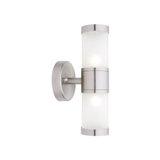 Liberty 2 Light Outdoor Wall Light in 304 Stainless Steel