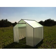 6' H x 6.0' W x 7.0 ' D Backyard Hobby Greenhouse