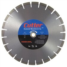 "12"" - 20"" Premium High Speed Diamond Blade for Soft Materials"