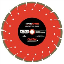 "The ONE - All Purpose Diamond Blade (12"" - 20"")"