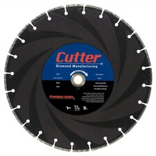 "12"" - 14"" Premium Specialty Diamond Blade for Ductile Iron & Cast Iron"
