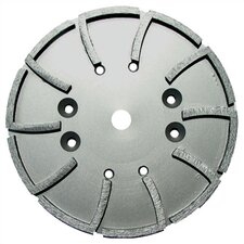 "10"" x 19mm Grinding Disc for Concrete"