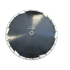 "14"" x 0.13 x 1/20mm Value Blade for Asphalt / Green Concrete"