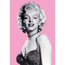 Marilyn Tin Sign Photographic Print