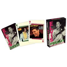 <strong>NMR Distribution</strong> Elvis Presley Covers Playing Cards