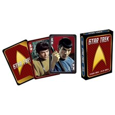 Star Trek Original Series Playing Cards