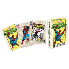 The Amazing Spiderman Playing Cards