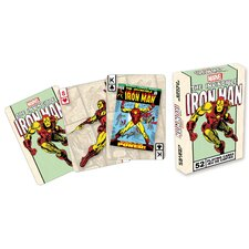 <strong>NMR Distribution</strong> The Invincible Iron Man Playing Cards