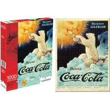 Coca Cola Bear 1000 Piece Jigsaw Puzzle