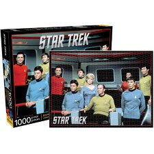 Star Trek Original Cast 1000 Piece Jigsaw Puzzle