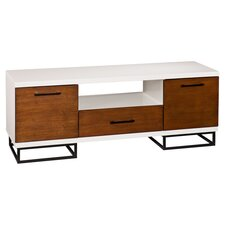 "Carrie 52"" TV Stand in Dark Tobacco"