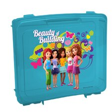 Lego Friends Project Case Toy Box