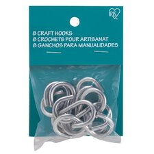 Craft Organizer Hook (Set of 8)