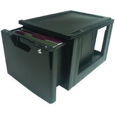 Premier Stacking Letter File Drawer with Lock
