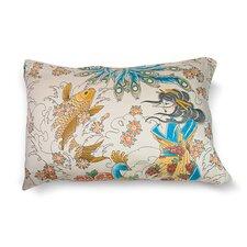 Geisha Garden Peacock Pillowcase (Set of 2)