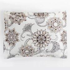 Henna Tattoo Pillow Sham