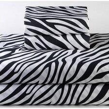Zebra Standard Sham