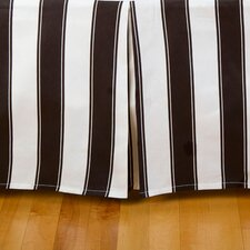 Stripe 300 thread Bed Skirt