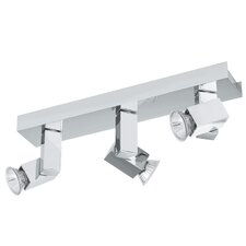 Piana Three Light Spot Light in Chrome