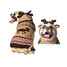 <strong>Chilly Dog</strong> Moosey Hoodie  Sweater