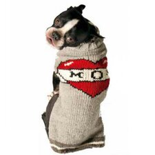 <strong>Chilly Dog</strong> Tattooed Mom Dog Sweater