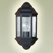 <strong>Endon Lighting</strong> Vanda 1 Light Outdoor Flush Wall Light