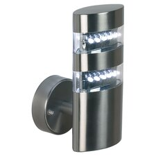 Outdoor 24 Light Semi-Flush Wall Light