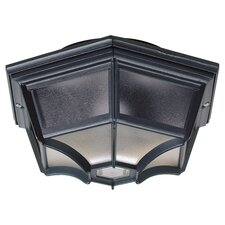 1 Light Ceiling Semi-Flush Light
