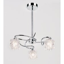 Picado 3 Light Mini Chandelier
