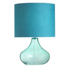 Endon 2011 Glass Table Lamp