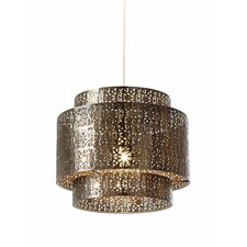 Bramham 1 Light Drum Pendant