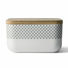 Box for Butter with Lid