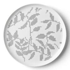 "9.44"" Leaves Plate"