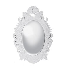 Ornamental Mirror with Peak