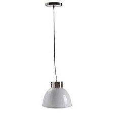 Pendant Lamp in Gloss White