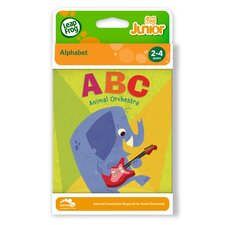 Leapfrog Tag Junior Book Abc Animal