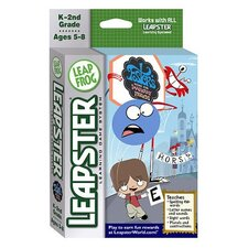 Leapster Learning Game Cartridge: Foster's Home For Imaginary Friends