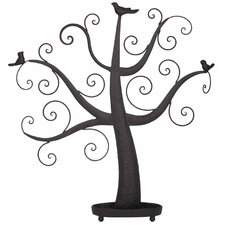 Sable Jewellery Tree Stand in Black