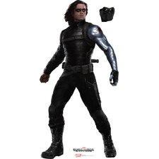Winter Soldier - CA2 Winter Soldier Cardboard Stand-Up
