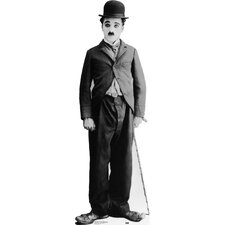 Hollywood Charlie Chaplin Cardboard Stand-Up