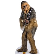 <strong>Advanced Graphics</strong> Star Wars - Chewbacca Life-Size Cardboard Stand-Up