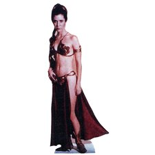 Star Wars - Princess Leia-Slave Girl Life-Size Cardboard Stand-Up