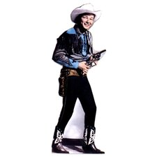 Hollywood's Wild West Roy Rogers Life-Sized Cardboard Stand-Up