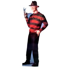Halloween Freddy Krueger Wall Decal