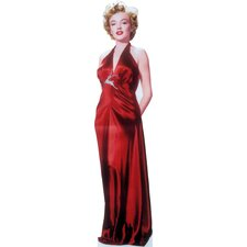 Cardboard Hollywood Marilyn Monroe - Gown Standup