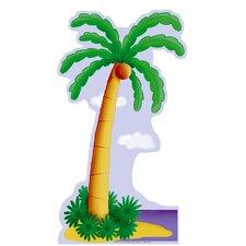 Cardboard Cartoons Palm Tree Standup