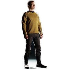 Star Trek James T Kirk Cardboard Stand-Up