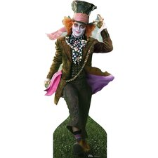 <strong>Advanced Graphics</strong> Mad Hatter - Johnny Depp Cardboard Stand-Up